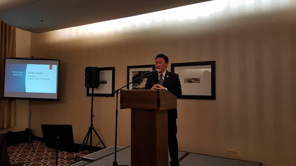 KoBE-USIDC 2020 1st Quarterly Seminar and Networking Dinner Dec 2017 9