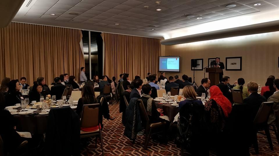 KoBE-USIDC 2020 1st Quarterly Seminar and Networking Dinner Dec 2017 7